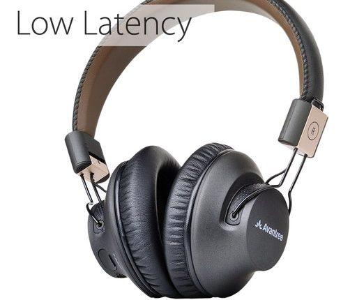 AptX Low Latency Bluetooth Headphones