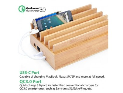 multi-device Charging station 1
